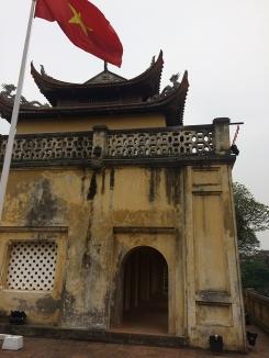 Citadel architecture, Hanoi
