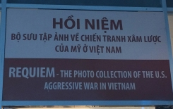War Remnants Museum (formerly Museum of Chinese and American War Crimes)