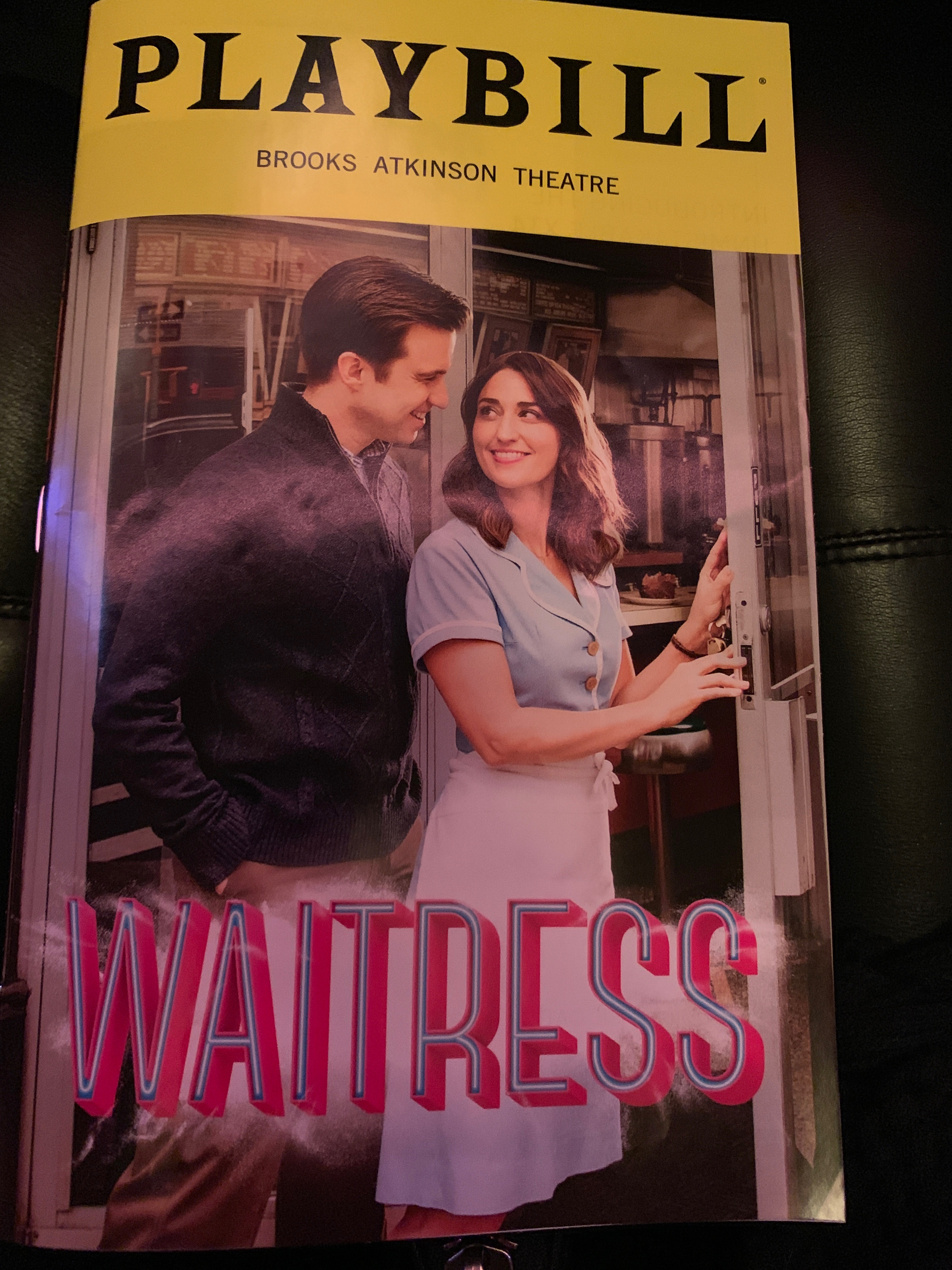 "Waitress (Show) and A Star Is Born (Film): ""the tension"